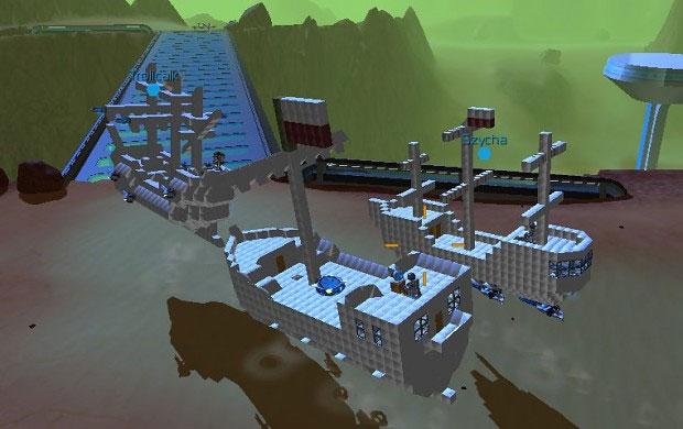 Robocraft-Ships